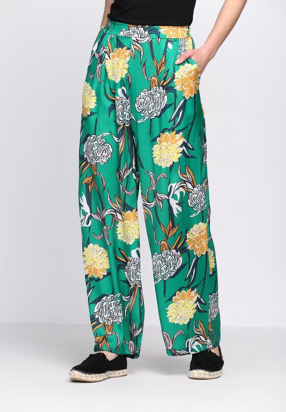 Zielone Spodnie Love Is All