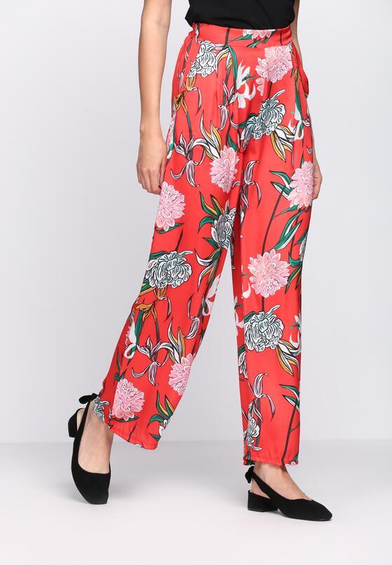 Czerwone Spodnie Love Is All