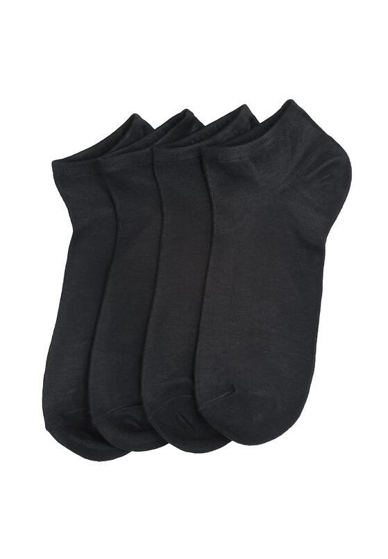 12-pack Czarnych Skarpet Neep