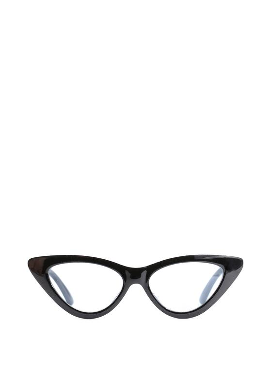 Czarno-Niebieskie Okulary Helen
