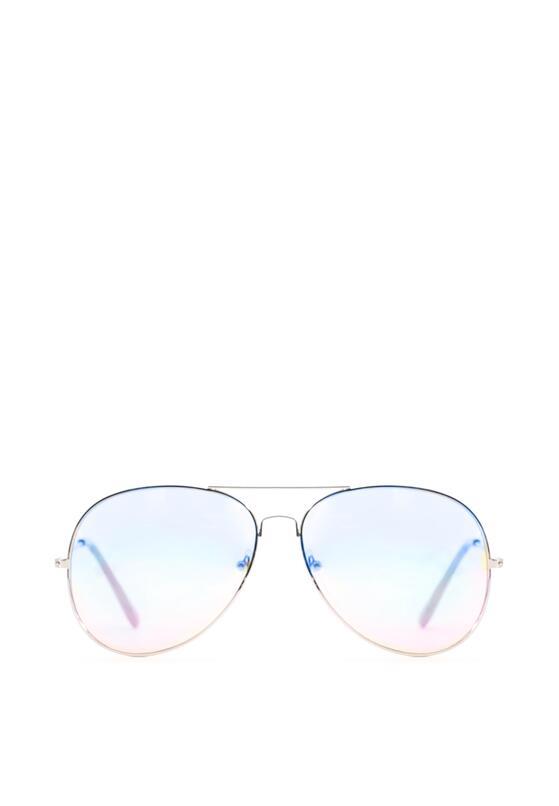 Srebrno-Żółte Okulary Stayer