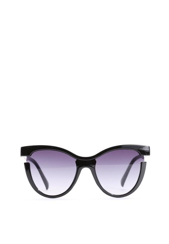 Czarne Okulary Claire