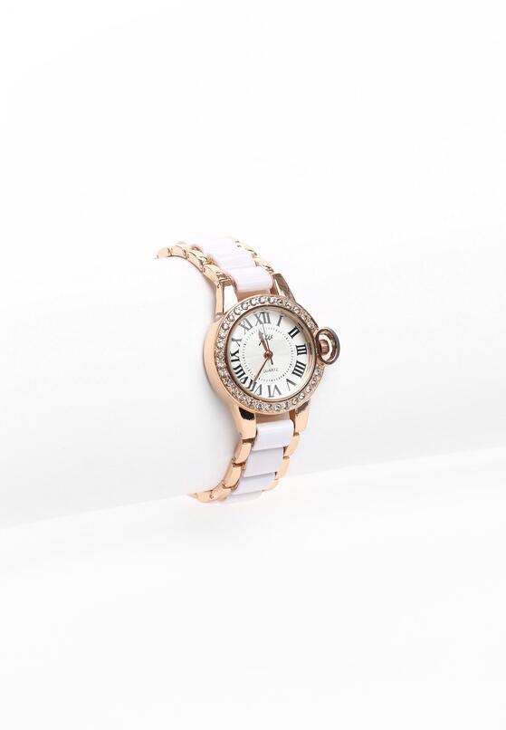 Biało-Złoty Zegarek Bedtime Stories