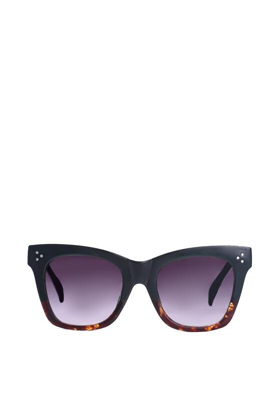 Zielono-Pomarańczowe Okulary Daiquiri