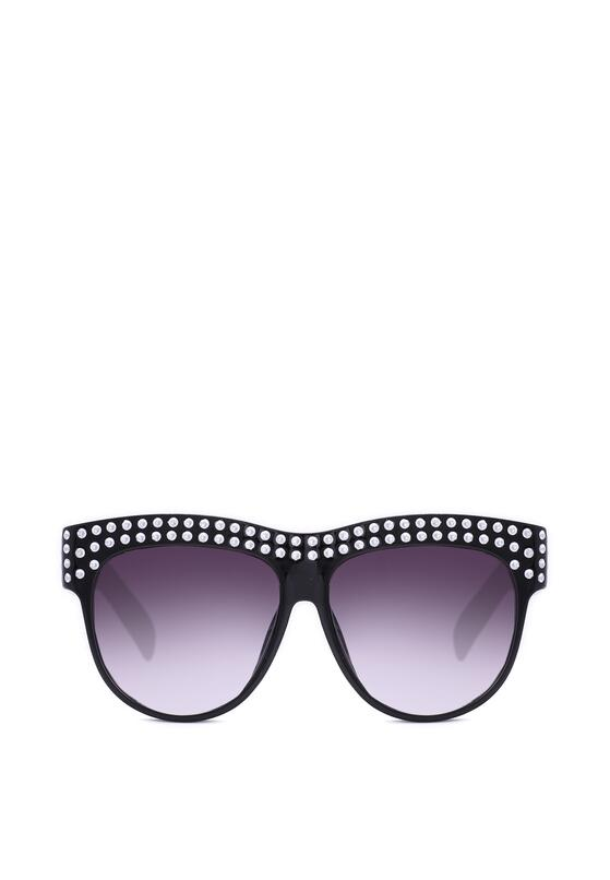 Czarne Okulary Sweet Allure