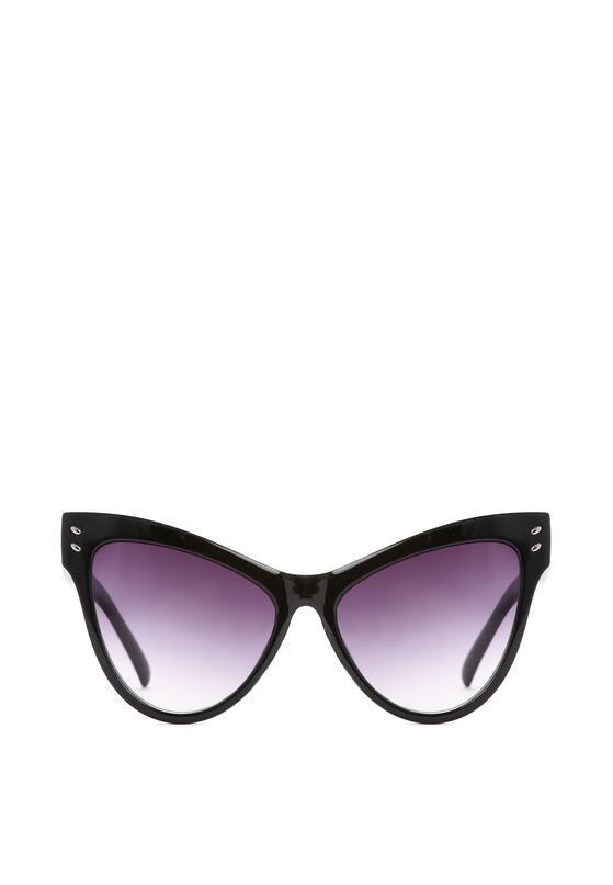 Czarne Okulary Warm Breeze