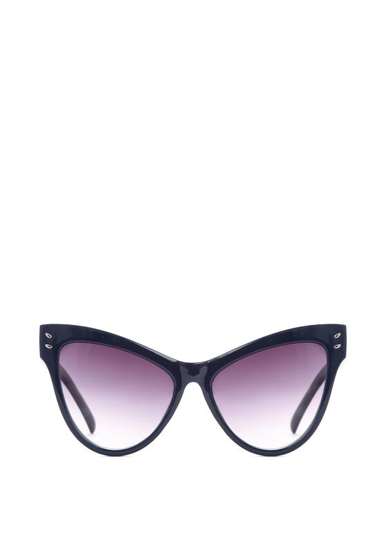 Granatowe Okulary Warm Breeze