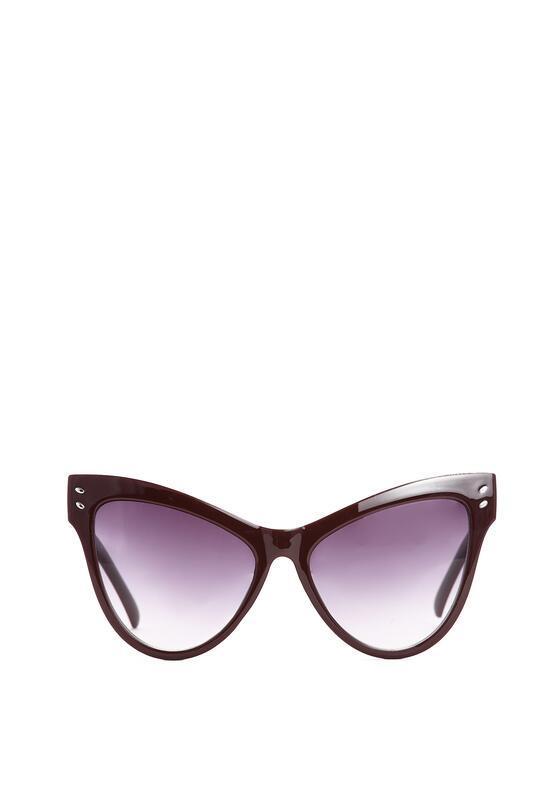 Brązowe Okulary Warm Breeze