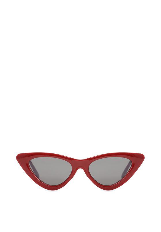 Bordowe Okulary Sand Walker