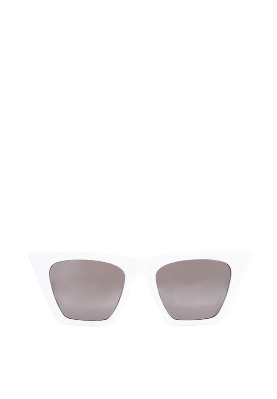 Białe Okulary Midnight Garden