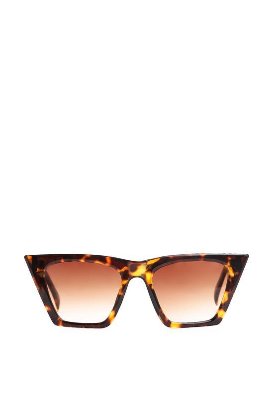 Brązowe Okulary Midnight Garden