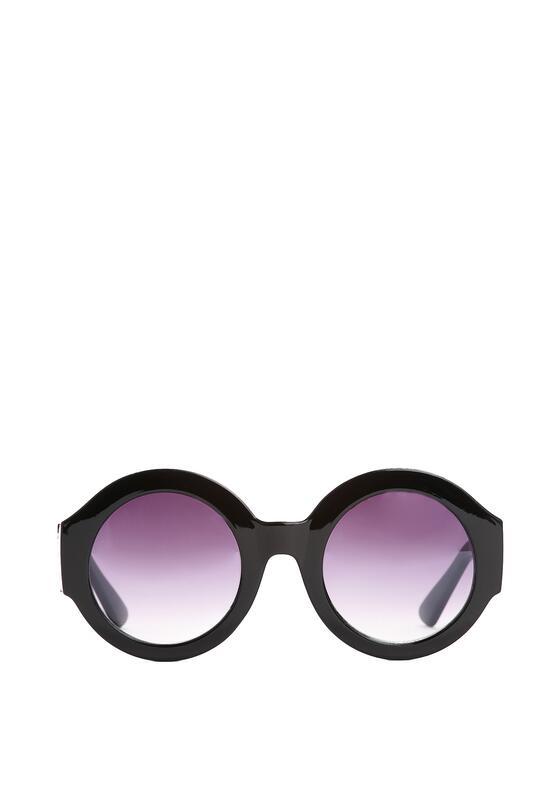 Czarne Okulary Purple Haze