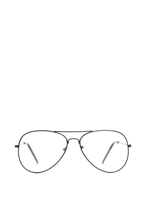 Czarne Okulary Zerówki Jade