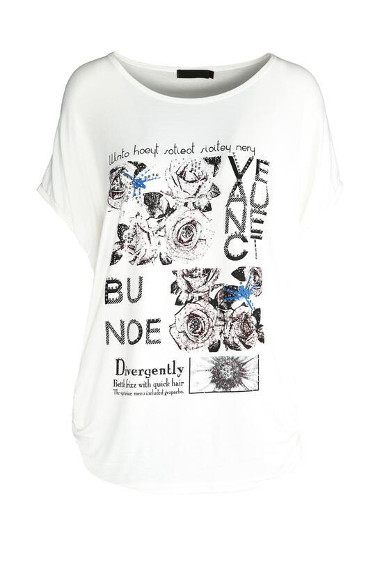 Biały T-shirt Midday Sun