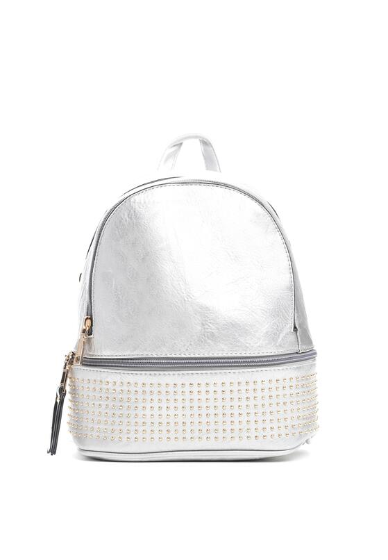 Srebrny Plecak Biedermeier