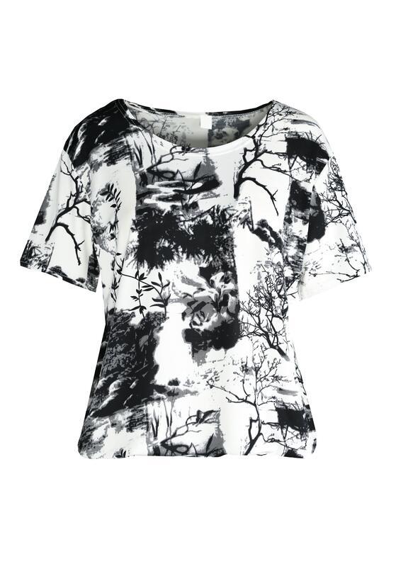 Czarny T-shirt Wallpaper