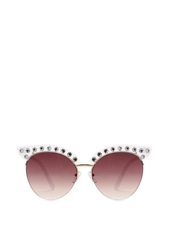 Białe Okulary Bella