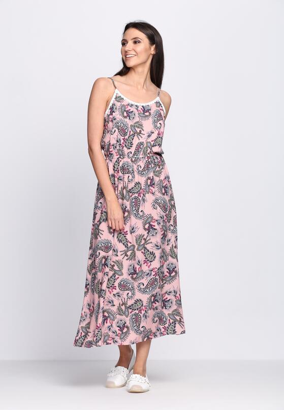 Różowa Sukienka Beautiful Liar