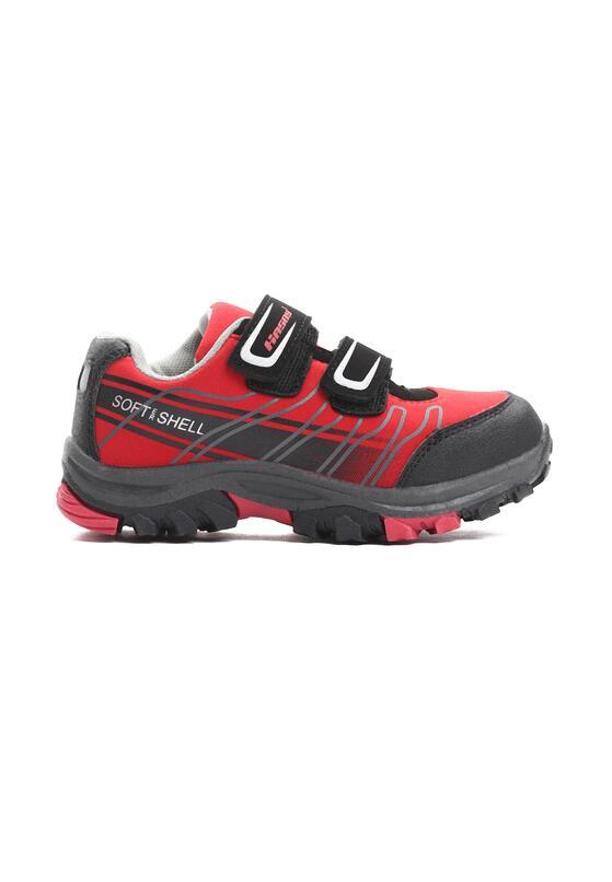 Czerwone Buty Sportowe Muddy