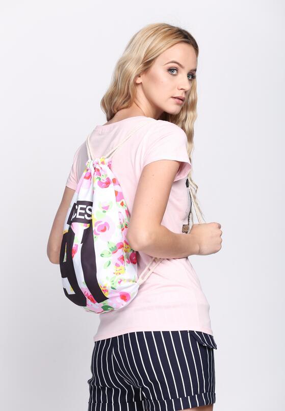 Biały Plecak Active Girl