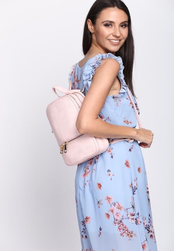 Różowy Plecak Back For More