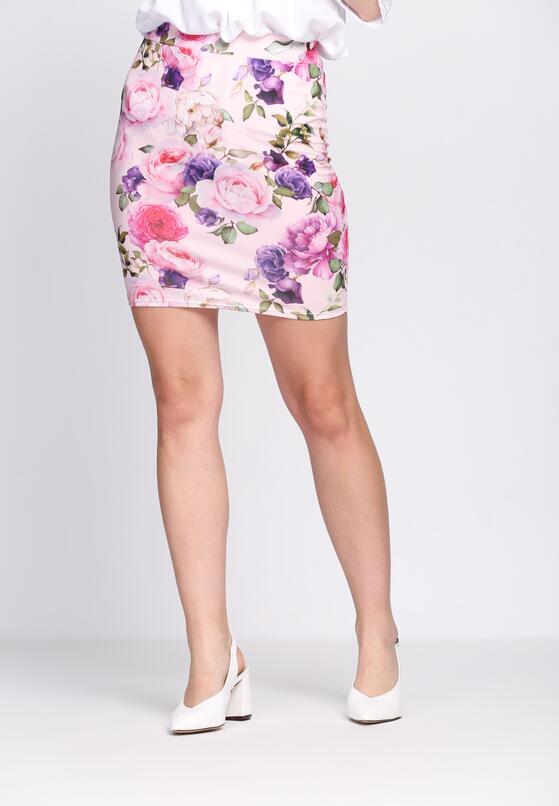 Różowa Spódnica Enthral