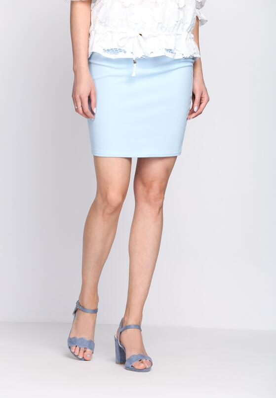 Niebieska Spódnica Barberton Daisy