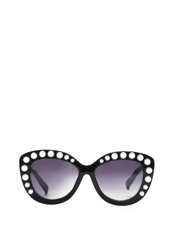 Czarne Okulary Keeper