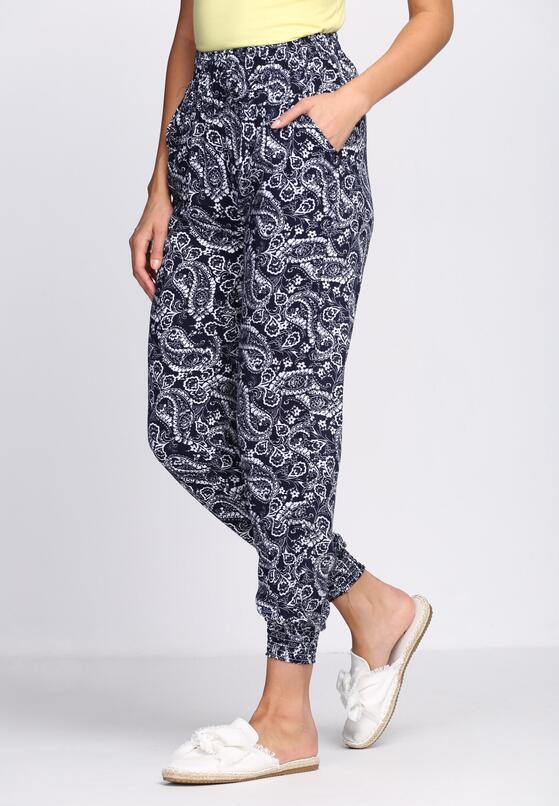 Granatowe Spodnie Midnight Blue