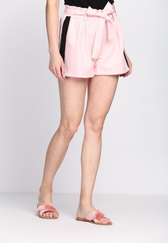 Różowe Szorty Shocking Pink