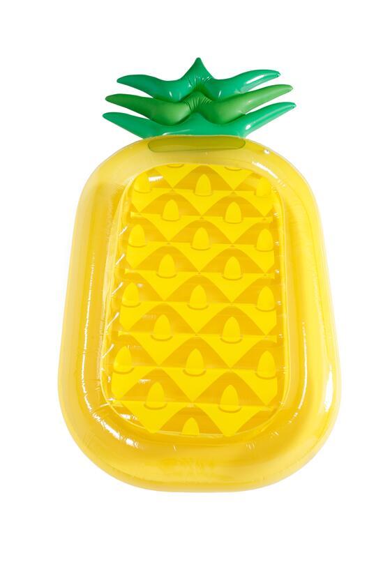Żółty Materac Holiday Pineapple