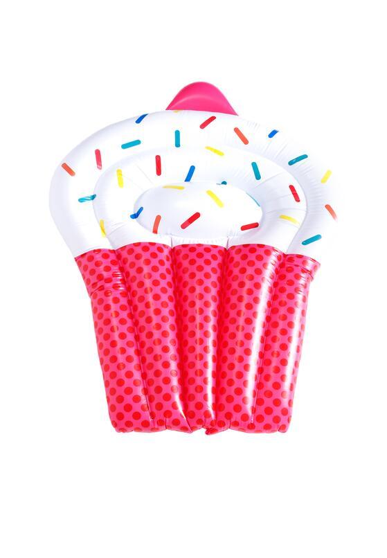 Różowy Materac Cupcake