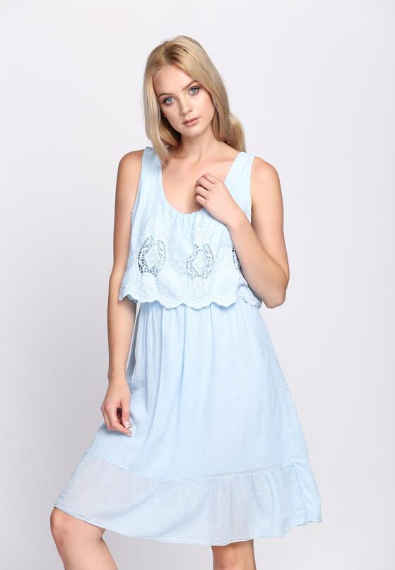 Jasnoniebieska Sukienka Pure Imagination
