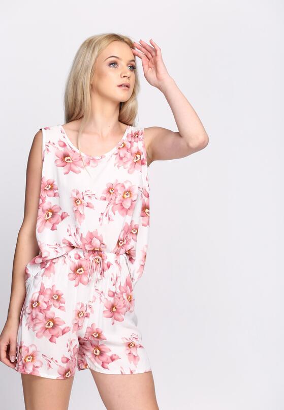 Biało-Różowy Komplet IfOnly