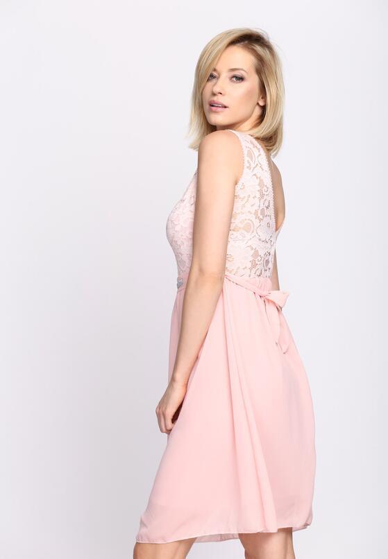 Różowa Sukienka The Jam