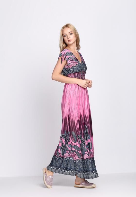 Różowa Sukienka Fifth Harmony