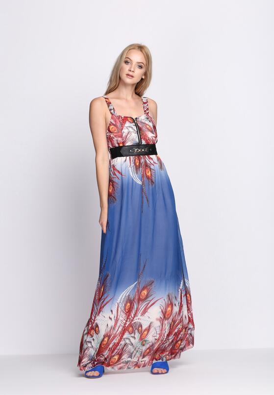 Niebieska Sukienka Better Days