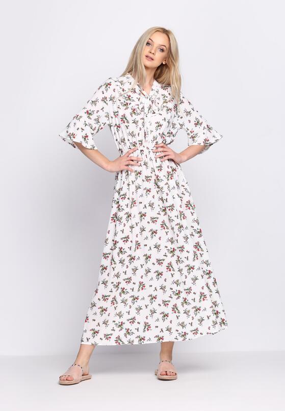 Biała Sukienka Rewear It