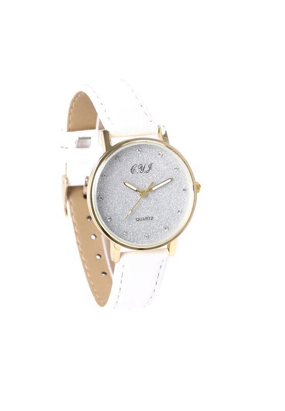 Biały Zegarek Exist
