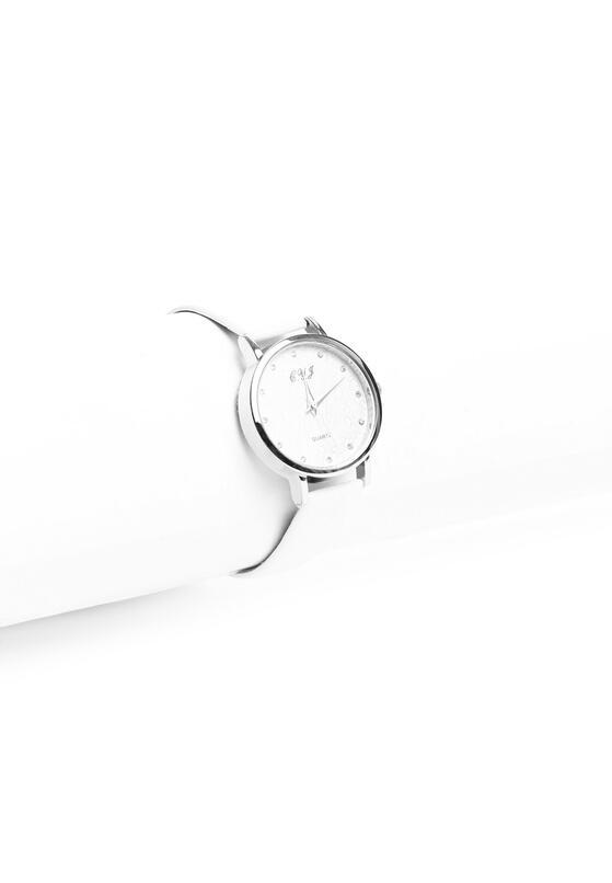 Biały Zegarek Deleted