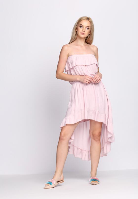 Jasnoróżowa Sukienka These Days