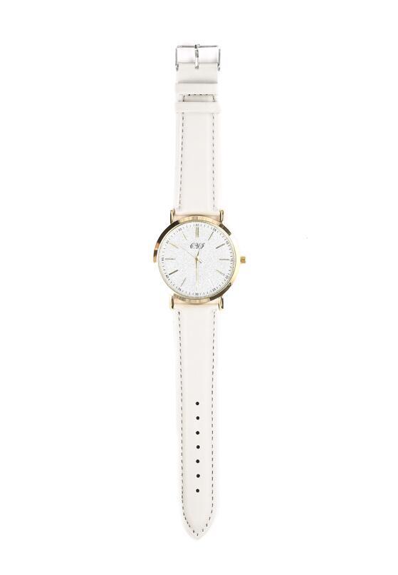 Szaro-Złoty Zegarek You Have Lost