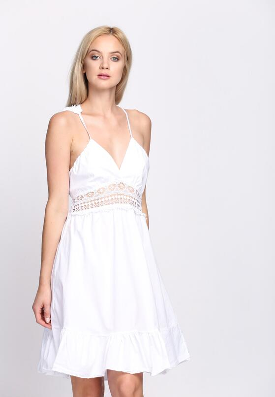 Biała Sukienka Awake The Light