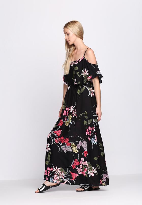 Czarna Sukienka Ignite