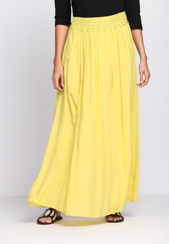 Żółta Spódnica You Will Answer