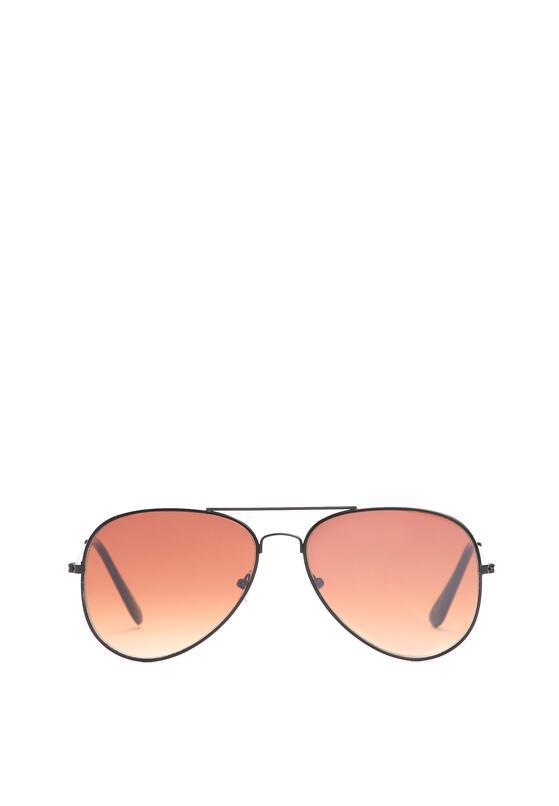 Czarno-Brązowe Okulary Honing