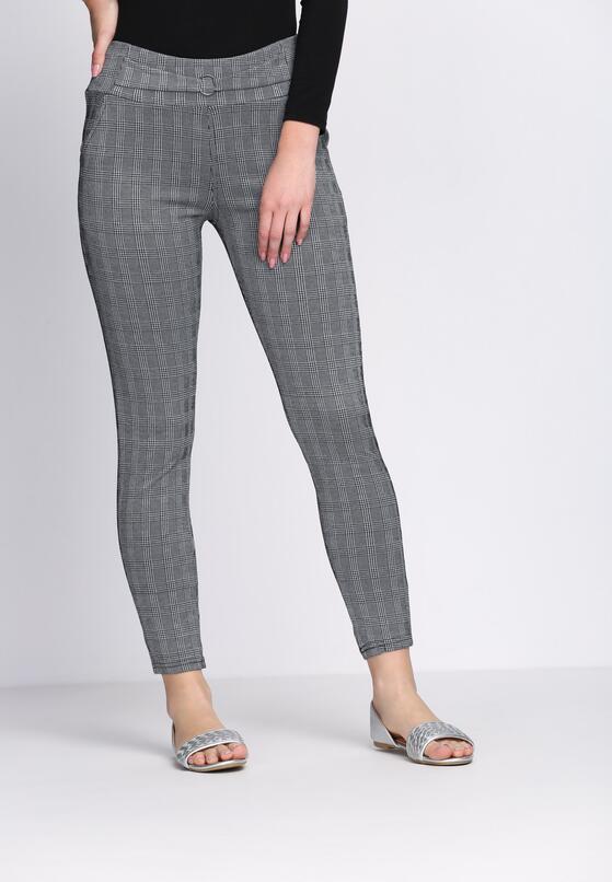 Jasnoszare Spodnie Disappear