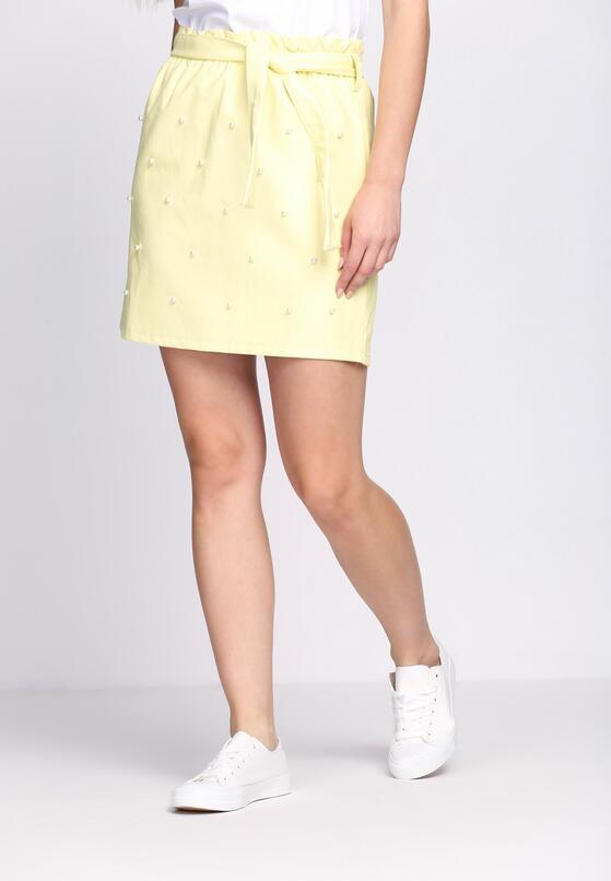 Żółta Spódnica Surfi