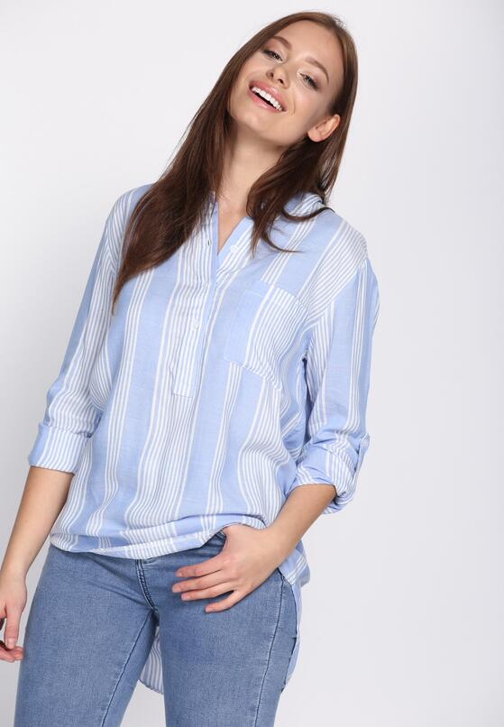 Jasnoniebieska Koszula About Me