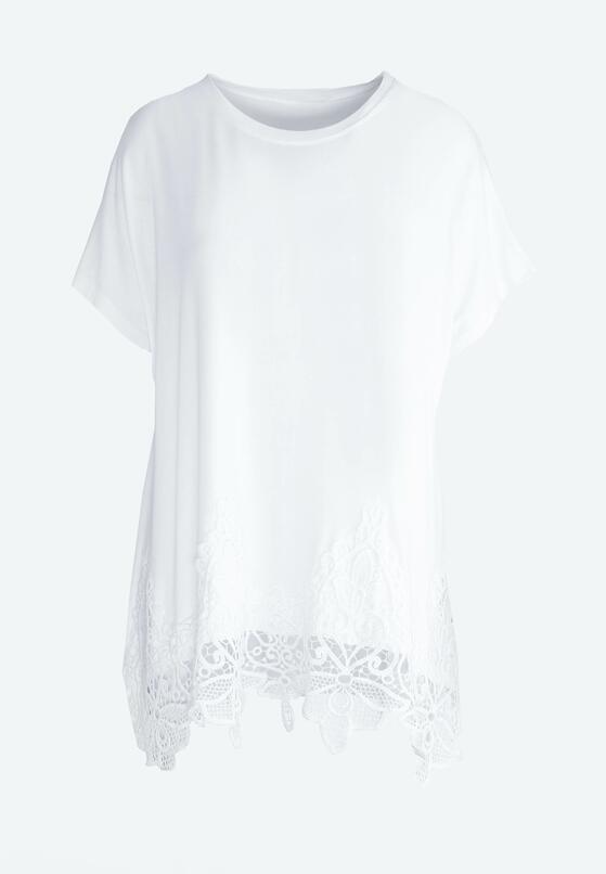 Biała Bluzka Needfully